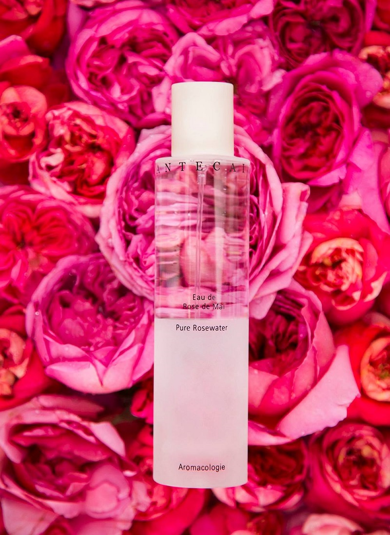 Chantecaille Rose de Mai Face Oil 3