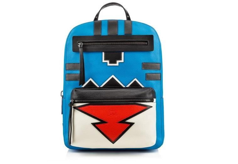 Christian Louboutin Aliosha Tribalou Backpack