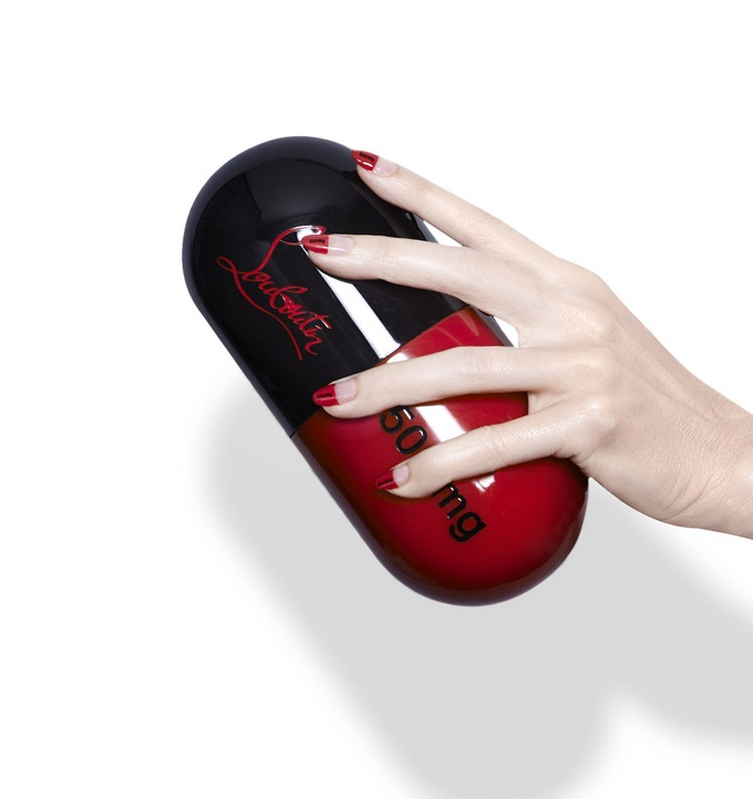 Christian Louboutin Loubi Under Red Nail Designer_3