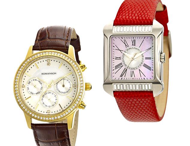 Classic Timepieces feat. Romanson at MYHABIT