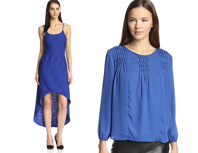 Crazy for Cobalt: Dresses & Separates at MYHABIT