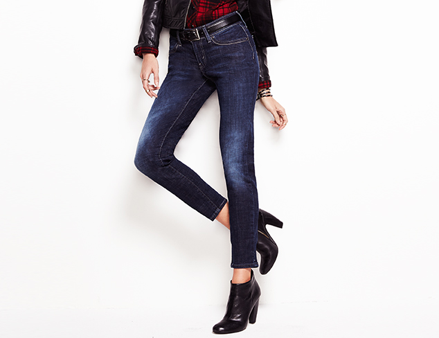Denim by Style: Boyfriend, Bootcut & More at MYHABIT