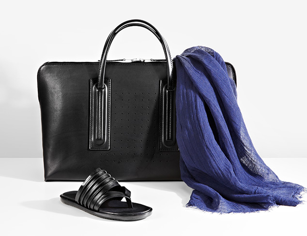 Designer Accessories: Rick Owens & More at MYHABIT