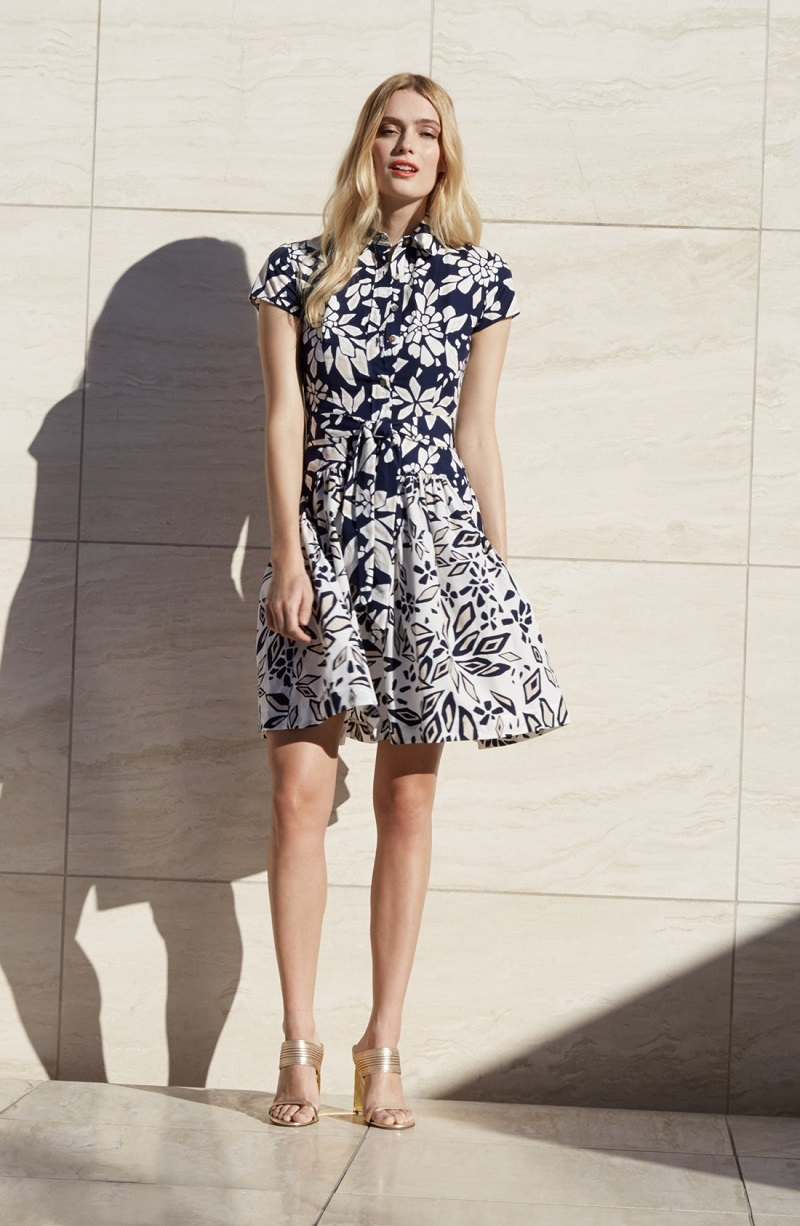 Diane von Furstenberg Shirtdress