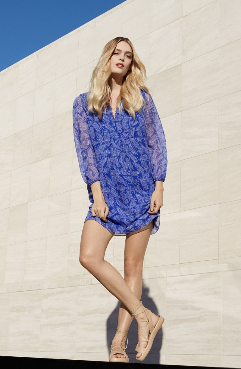 Diane von Furstenberg Silk Dress