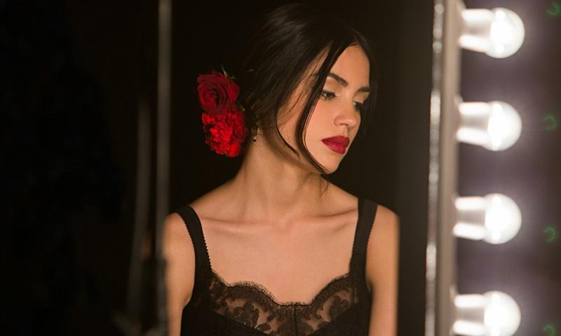 Dolce & Gabbana Dolce Matte Lipstick AD Campaign_5