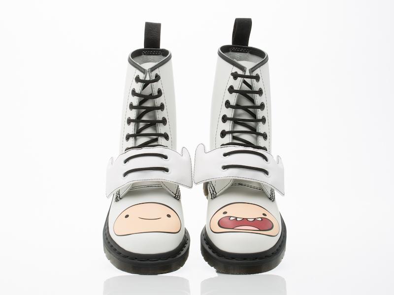 Dr. Martens x Adventure Time Finn Boots