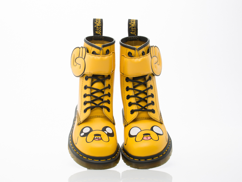 Dr. Martens x Adventure Time Jake Boots