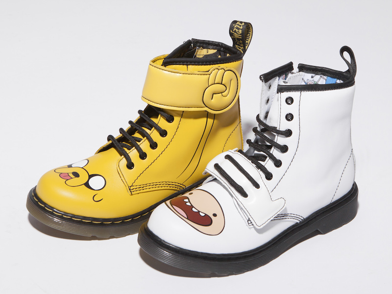 Dr. Martens x Adventure Time Limited Edition Collection Boots_1