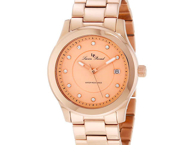 Everyday Elegance: Lucien Piccard Watches at MYHABIT