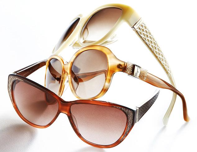Ferragamo Sunglasses & Eyewear at MYHABIT