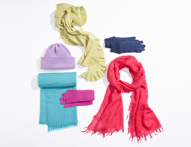 Final Few: Cold Weather Accessories at MYHABIT