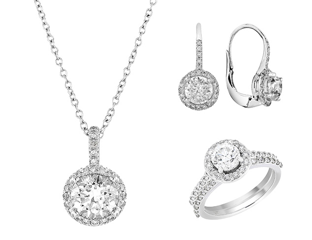 For Always: GIA® Certified Diamond Jewelry at MYHABIT