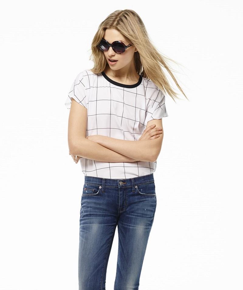 Hudson Jeans Skinny Crop Jeans