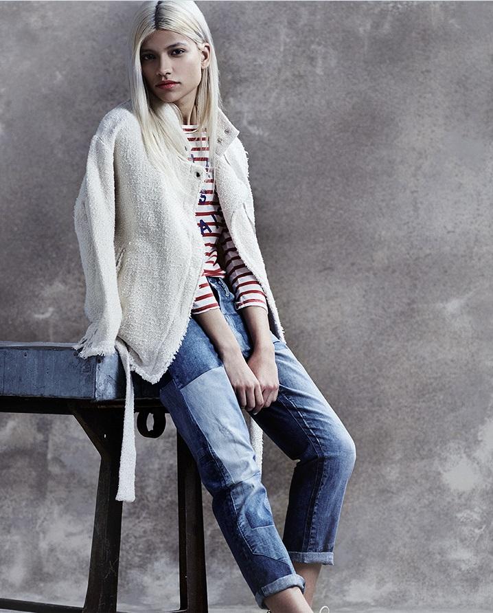 IRO Dorthea Tweed Jacket