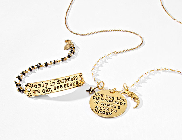 Inspirational Jewelry by Alisa Michelle at MYHABIT