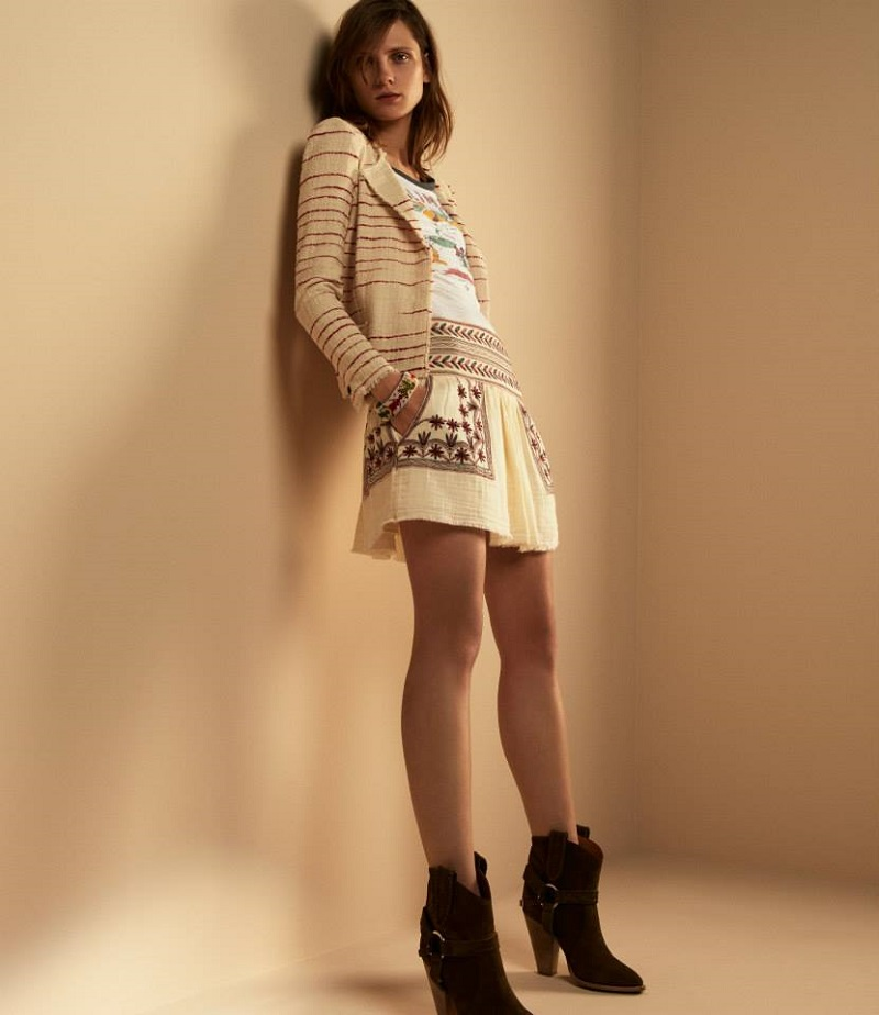 Most Wanted Isabel Marant Spring 2015 Lookbook Nawo