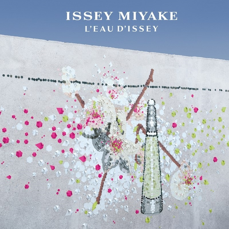 Issey Miyake's Spring Fragrance Feat. Mademoiselle Maurice_