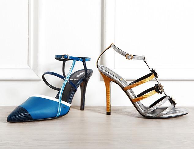 Italian Luxury: Shoes feat. Fendi at MYHABIT