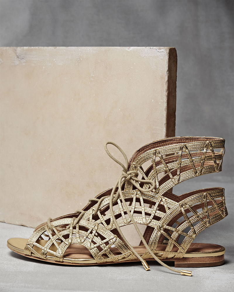 Joie Renee Lace-Up Gladiator Sandal