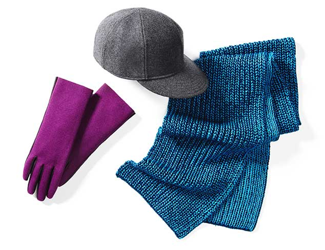 Last Chance: Cold Weather Accessories at MYHABIT