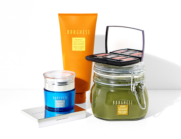Luxury Beauty feat. Borghese at MYHABIT