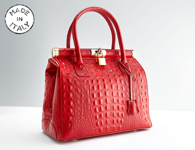 Made in Italy:  Merci Marie Handbags & More at MYHABIT