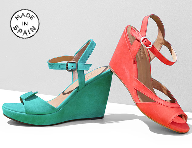 Made in Spain: Shoes & Boots at MYHABIT