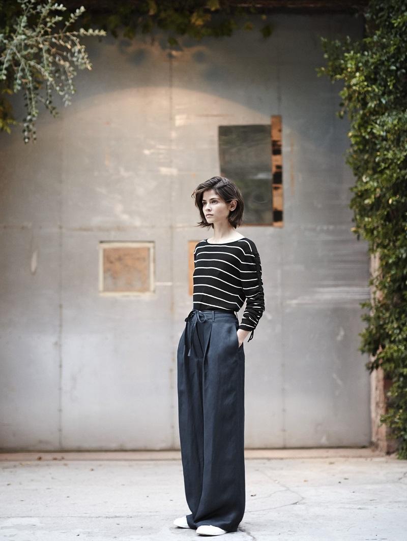 Mango PREMIUM - Ribbed fine-knit sweater (3)