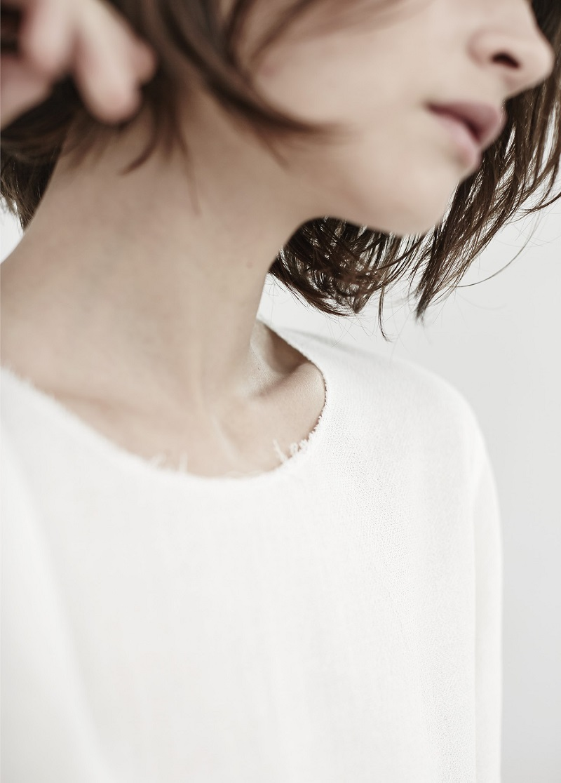 Mango PREMIUM - Wide sleeves blouse