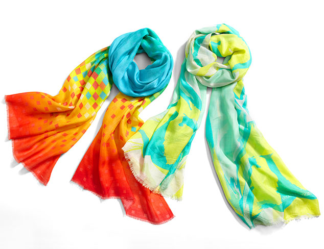 Micky London Scarves at MYHABIT