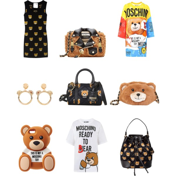Moschino FW15 Capsule Ccollection_3