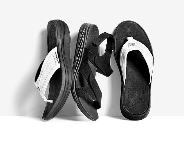 New Balance Sandals & More at MYHABIT