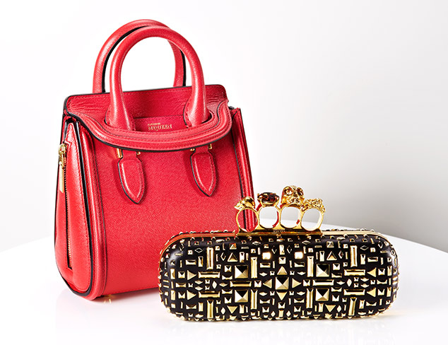 New Markdowns: Alexander McQueen Handbags at MYHABIT