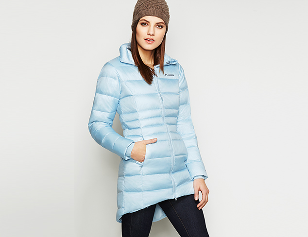 New Markdowns: Columbia Outerwear at MYHABIT