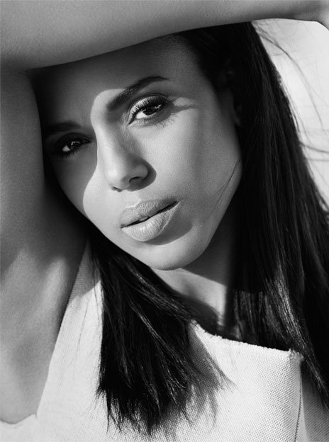 Notes On A Scandal: Kerry Washington for The EDIT
