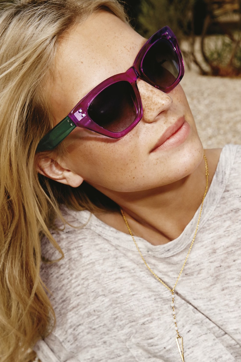 OXYDO 51mm Cat-Eye Sunglasses