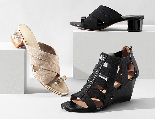 On the Block: Chunky Heels & Wedges at MYHABIT