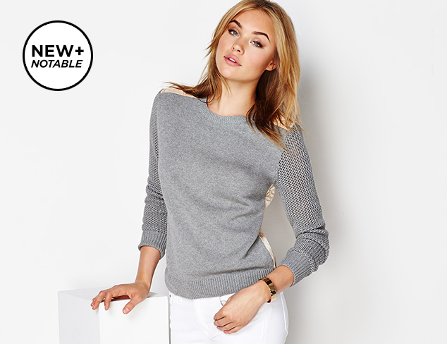 Preston Sweaters, Tees & More at MYHABIT