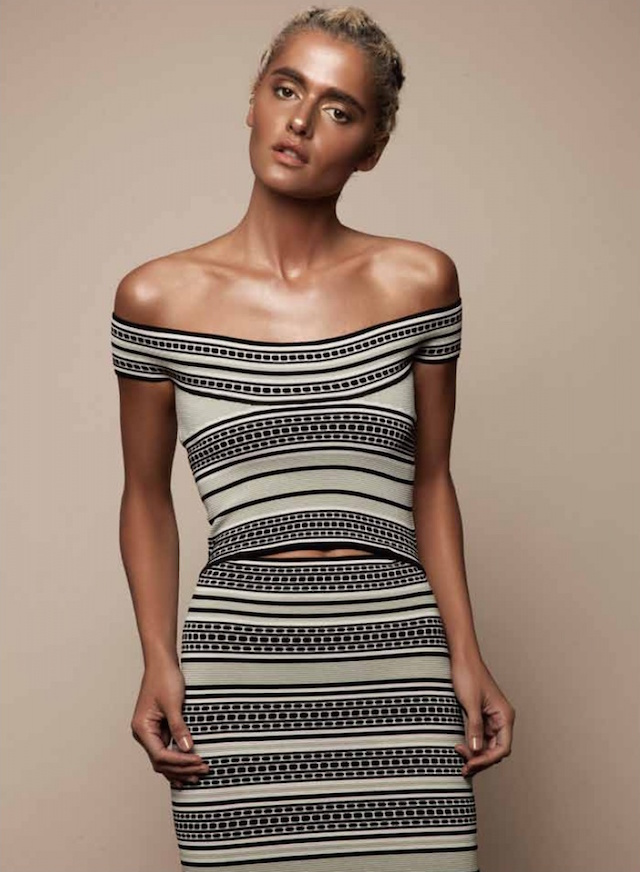 Ronny Kobo Ilana Dress