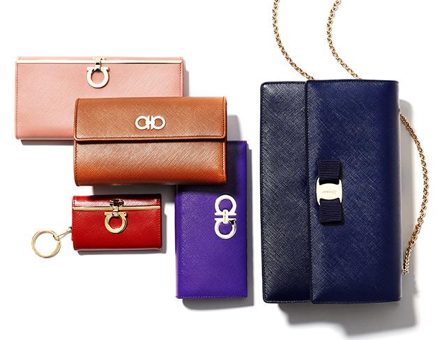 Salvatore Ferragamo Handbags at MYHABIT