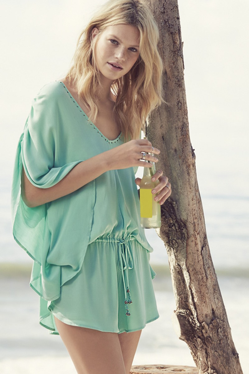 Seafolly Flowing Cover-Up Romper