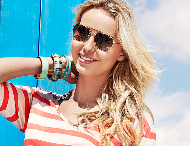 Shaded Style: Designer Sunglasses at MYHABIT