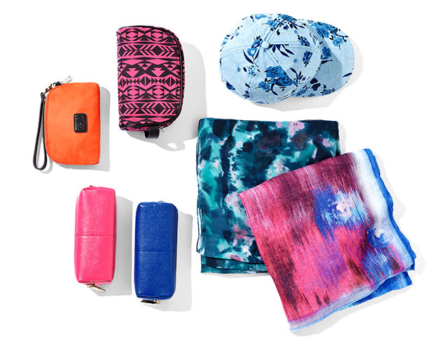 Spring Accessories: Scarves, Wallets & More at MYHABIT