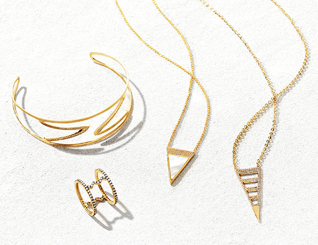 Spring Checklist: Delicate Jewelry at MYHABIT