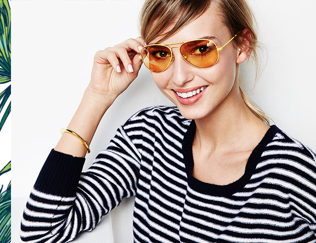 Spring's Most Wanted: Colorful Sunglasses at MYHABIT