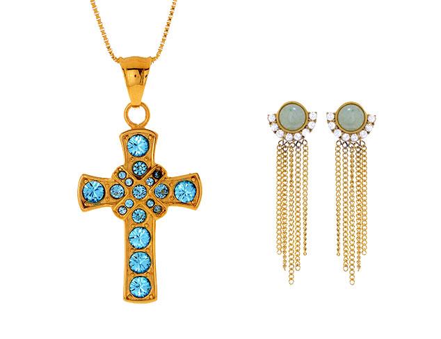 Swarovski Elements: La Reine Jewelry at MYHABIT