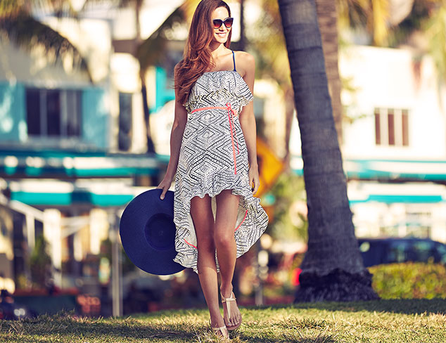 Swim Ready: Coverups at MYHABIT