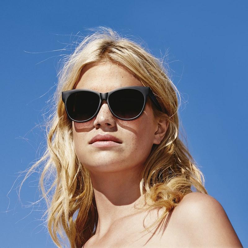 Vince Camuto 56mm Cat Eye Sunglasses
