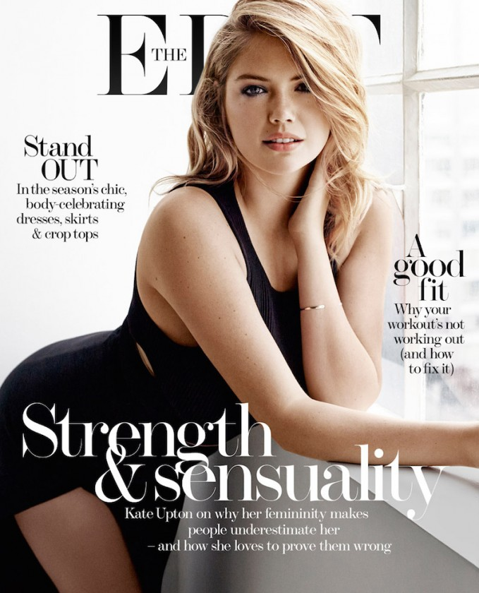 What Kate Did Next: Kate Upton for The EDIT_Cover